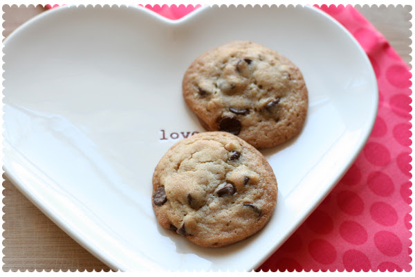 Chocolate Chip Cookie Love