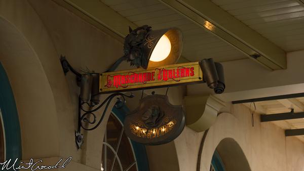 Disneyland Resort, Disneyland, New Orleans Square, La Mascarade d'Orleans