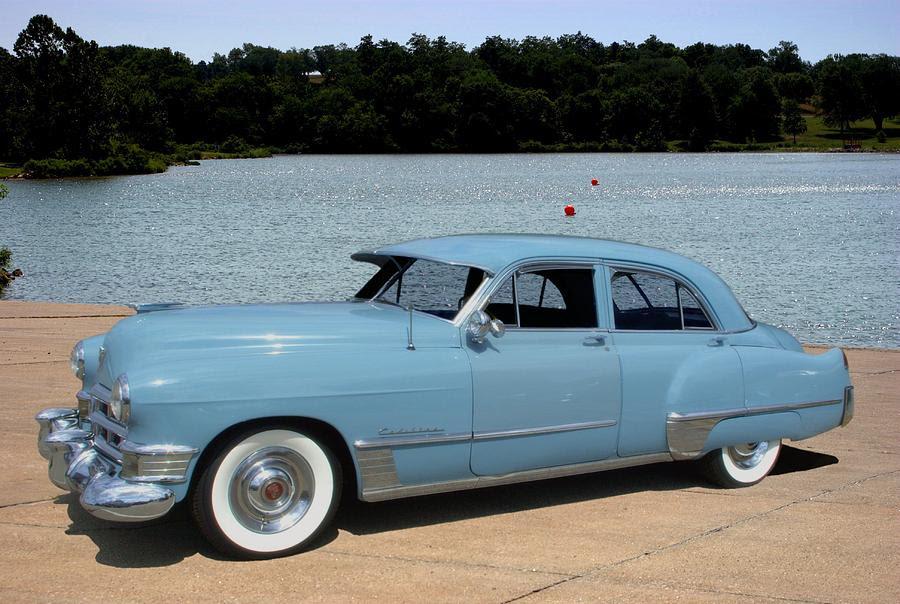 1949 Cadillac Sedan Deville Photograph by Tim McCullough