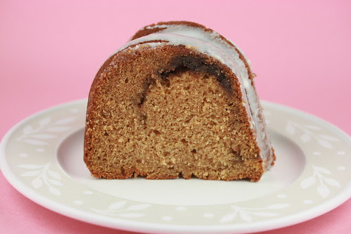 Sour Cream Pumpking Bundt - I Like Big Bundts