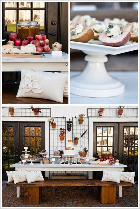 Wood Grain & White: A Rustic Wedding Cake