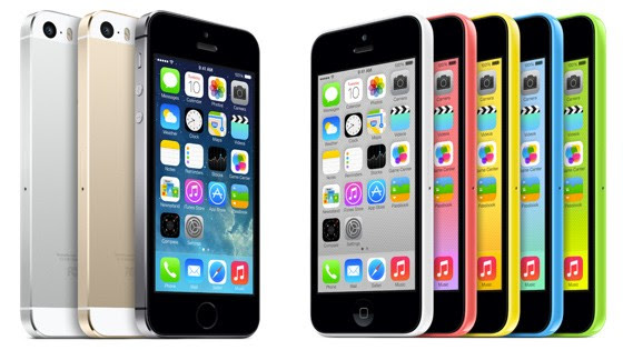 Poll are you buying the new iPhone 5S or iPhone 5C
