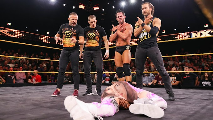 Replay: WWE NXT 19/02/2020