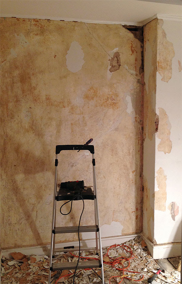 Can I Paint Over Wallpaper San Francisco Painting Advice Mb Jessee