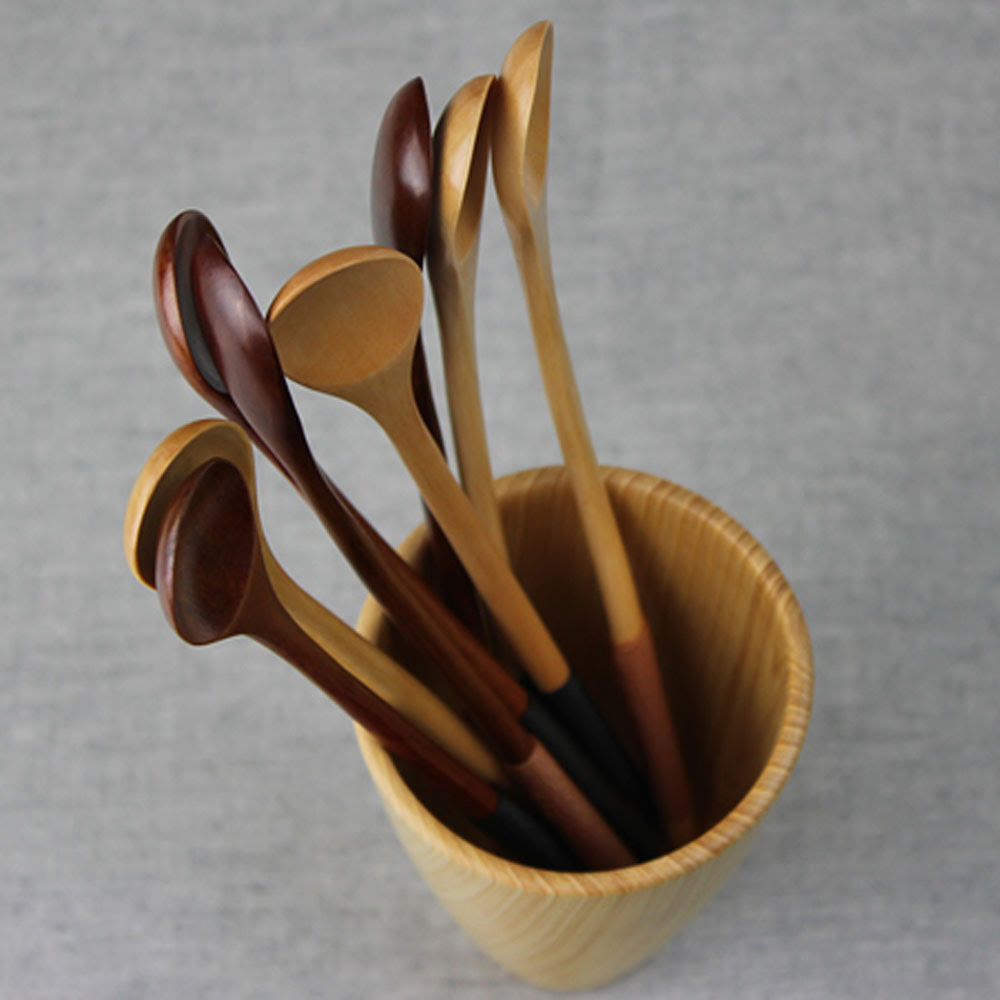 how to care for wooden utensils, how to care for wooden spoons, cleaning wooden spoons,
