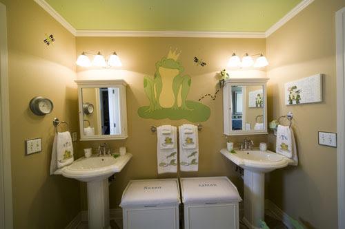 kids bathroom decor ideas kids bathroom sets furniture and other decor accessories - Bathroom Decorating Ideas For Kids