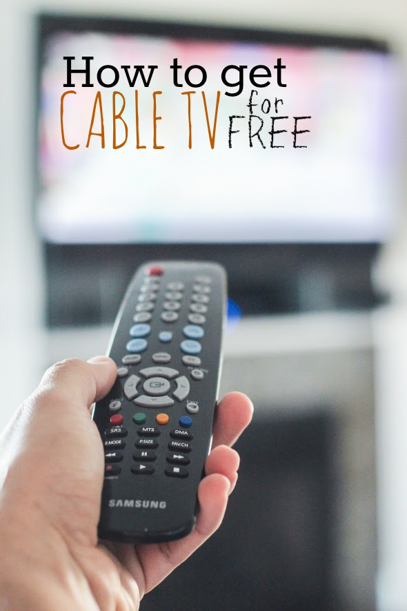 Simple Ways to Get Cable TV for Free - Good Financial Cents