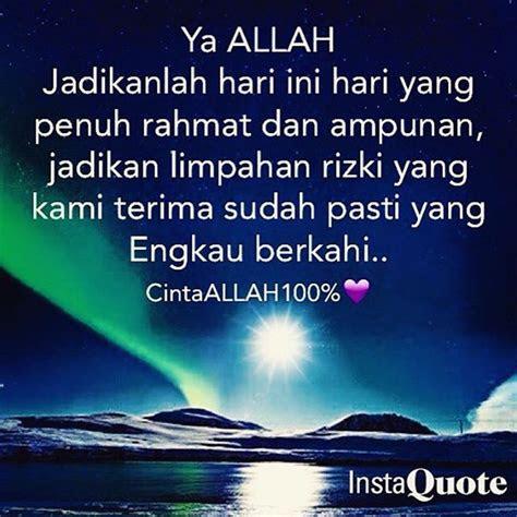 Kata Mutiara Muslim Pagi Hari