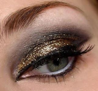 539283 Maquiagem com glitter para balada dicas como fazer.1 Maquiagem com glitter para balada: dicas, como fazer