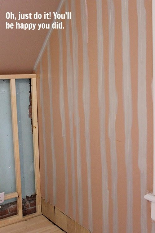 Diy How To Paint Your Old Home Wall Paneling Guide Goldpro Contractors