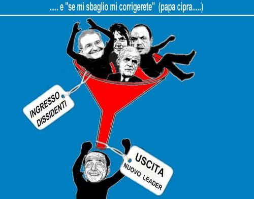satira,attualità,pdl,dissidenti,berlusconi,frasi celebri...,,