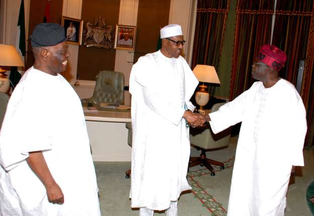 President Buhari in meeting with Tinubu, Bisi Akande