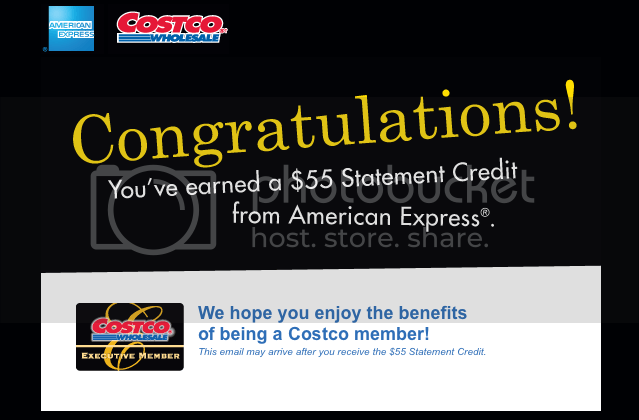 Amex Canada Invite Only Get 55 Credit For New Costco 110 Exec