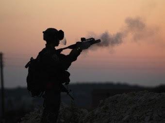 Израильский солдат. Фото ©AFP