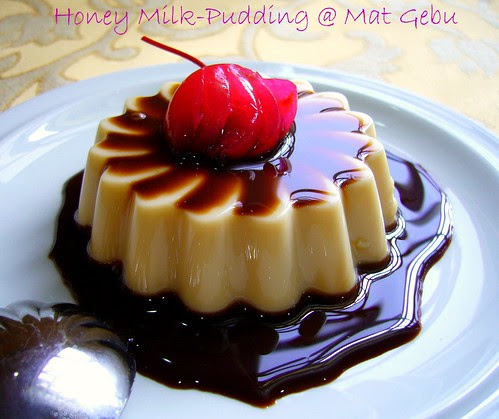 Honey Milk-Pudding