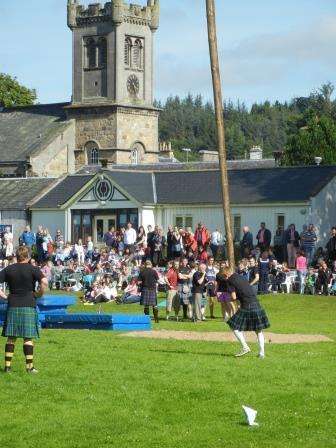 Highlandgames,  Aberlour