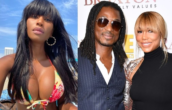 Tamar Braxton Vs. David Adefeso's domestic violence dispute: Tanzanian activist, Mange Kimambi says she believes Tamar because Adefeso is Nigerian