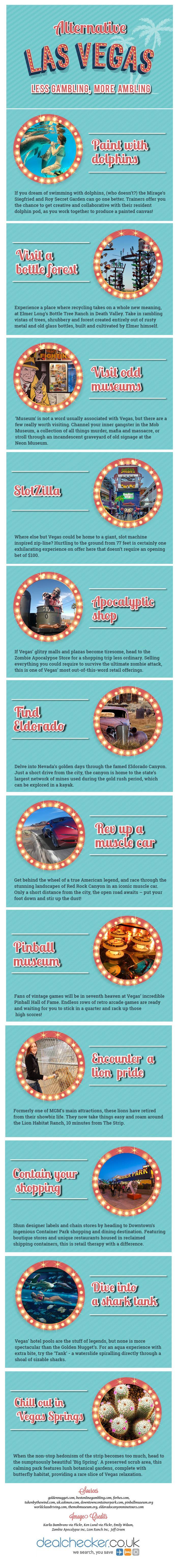 An Alternative Guide to Las Vegas