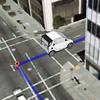 Google Geo Developers Blog Simulating Driving Directions With The