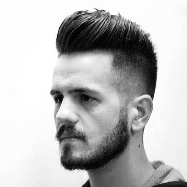 Frisuren Für Dicke Männer