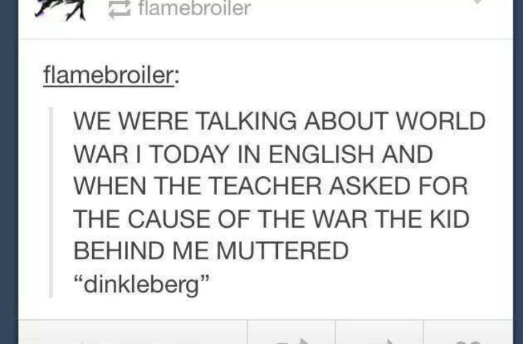 Cause Of World War 1 Funny Pictures Quotes Memes Funny Images