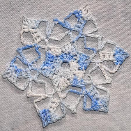 Halcyon Snowflake