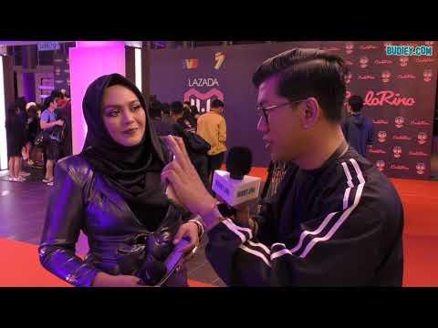 EKSKLUSIF: Zulin Aziz Bertegas MV DAN KETIKA ITU Bukan Gimik Tapi...