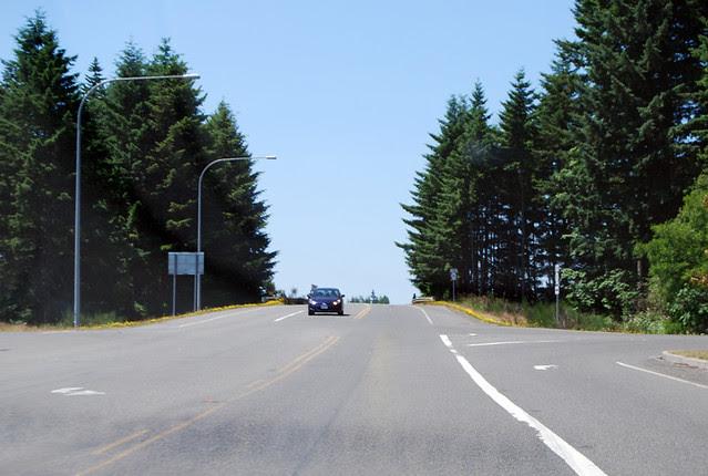SR 121 @ I-5 northward