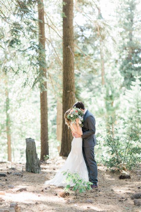 Pine Rose Wedding   Lindsey and Craig Married, Lake
