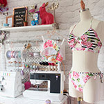 EVIE'S SEWING SPACE TOUR