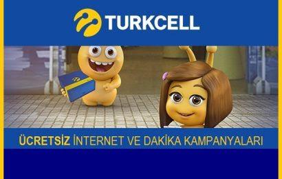 Turkcell Salla Kazan ve İnternet veren uygulamaları