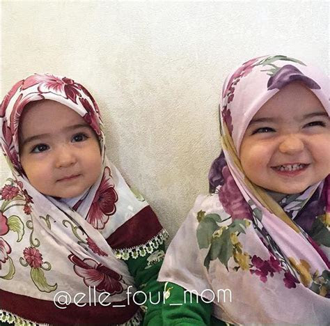 saking lucunya  foto anak kembar  bisa bikin kamu