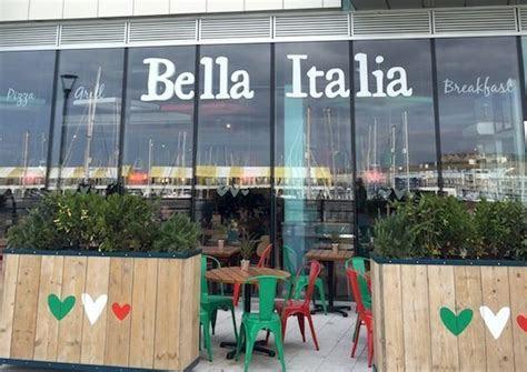 Bella Italia, Brighton Marina Restaurant   Brighton