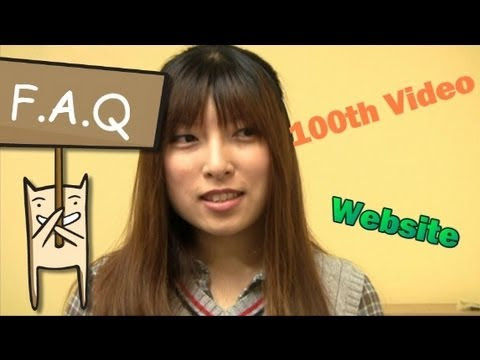 Meliney FAQ -100th Video - Website