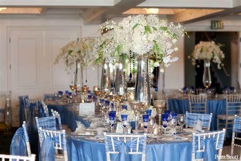 Karen Tran Wedding Centerpieces     Valencia Hotel La