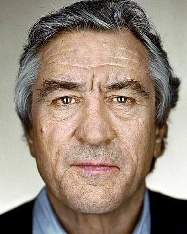 Robert de Niro by Martin Schoeller