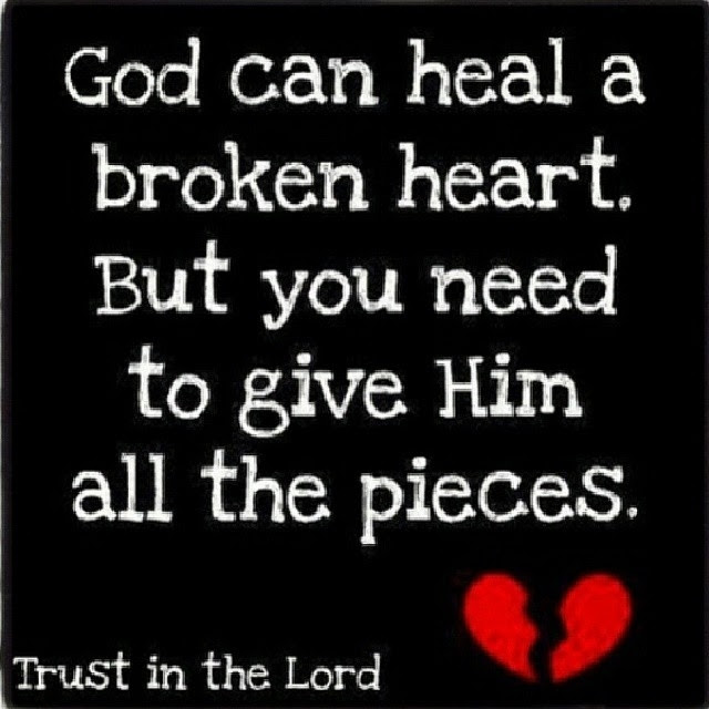 God Can Heal A Broken Heart Pictures Photos And Images For