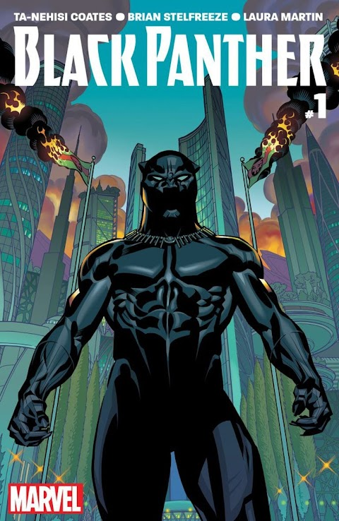 Black Panther Comic Ta Nehisi