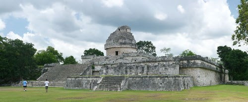The Caracol, Chichen Itza
