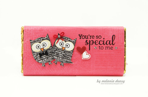 Loving Owly You Chocolate
