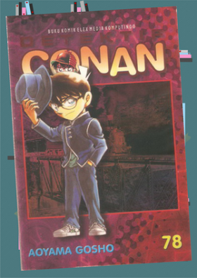 Detektif Conan #78 Review