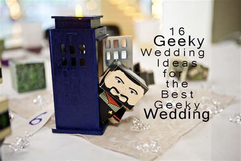 geeky wedding favors   Wedding Decor Ideas