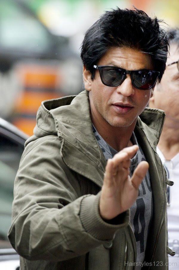 Hairstyle Shahrukh Khan Mau Tahu A