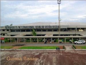Osvaldo Vieira International Airport,  Bissau