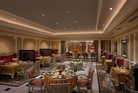 Prices & Packages  Royal Vega Restaurant at ITC Grand