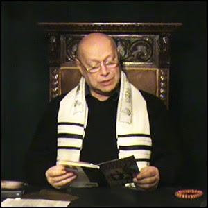 Раввин Ходос обличает еврейский фашизм