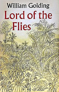 Lord of the Flies original cover (1954)