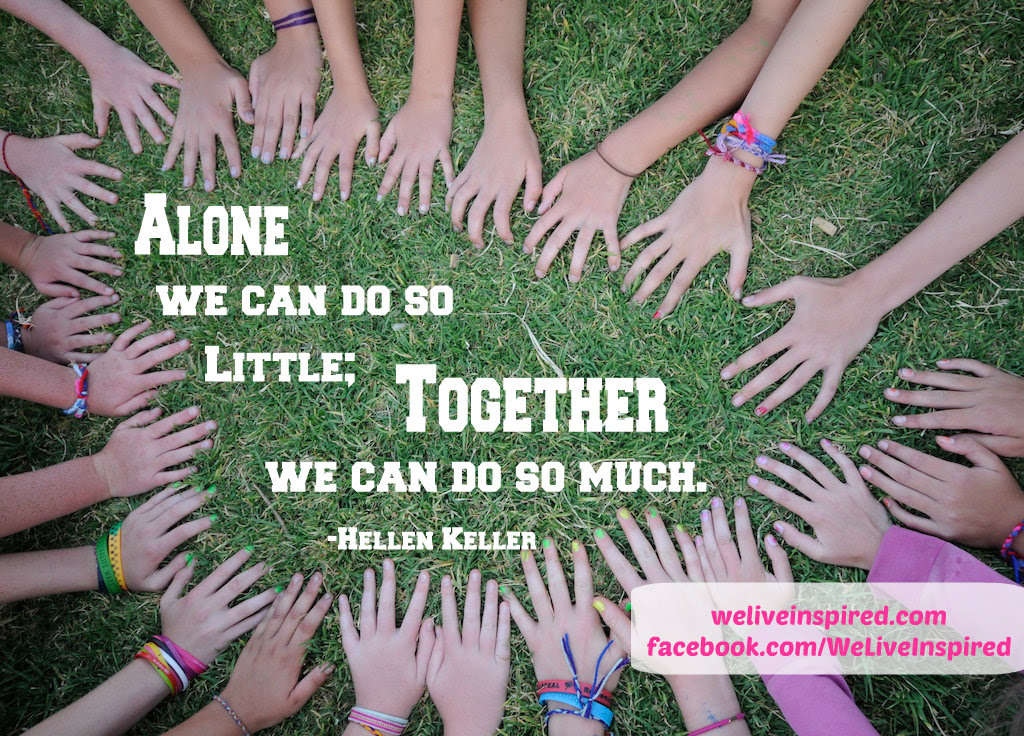 Quotes About Importance Of Working Together 12 Quotes