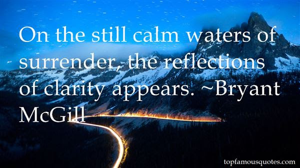Water Reflection Quotes Best 27 Famous Quotes About Water Reflection