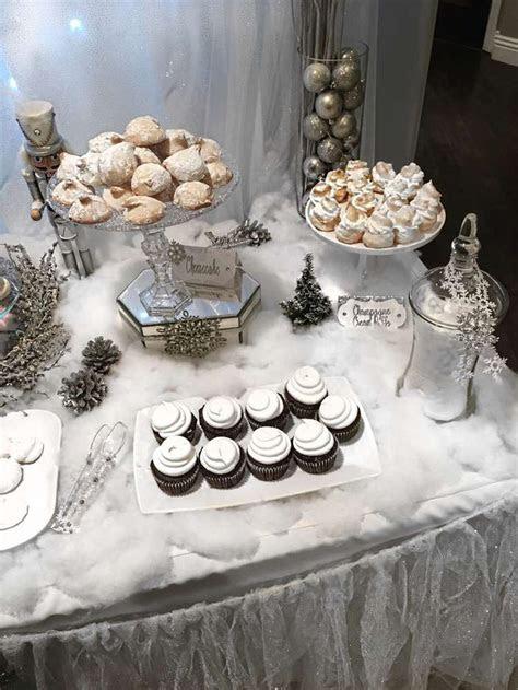 winter wonderland christmasholiday party ideas